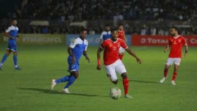 صورة أهداف مباراة الأهلي والهلال في الجولة السادسة من مجموعات دوري أبطال أفريقيا