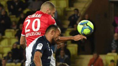 سليماني إسلام يقود موناكو لهزيمة مونبلييه في الدوري الفرنسي (صور: Getty)