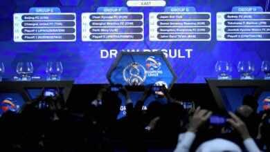 صورة جدول مواعيد ونتائج مباريات دور مجموعات دوري أبطال آسيا 2020