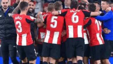 صورة فوز أتلتيك بيلباو ضد برشلونة  يهز كيان البرشا