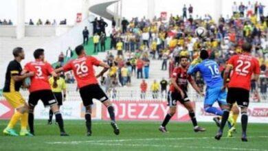 مباراة المولودية واتحاد العاصمة فى الدوري الجزائري (صور:Google)