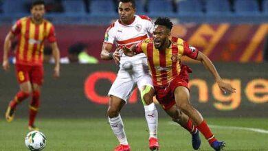صورة في مباراة مثيرة للجدل .. الزمالك يقهر الترجي بثلاثية في القاهرة