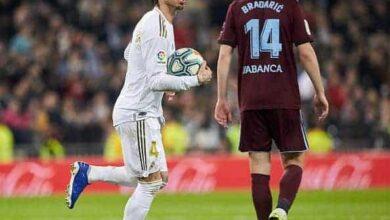 صورة أهداف مباراة ريال مدريد وسلتا فيجو فى الدوري الإسباني