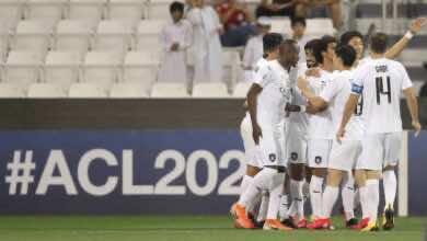 صورة نتيجة مباراة السد وسباهان اصفهان في دوري أبطال آسيا