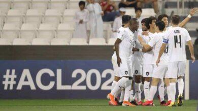 مباراة السد وسبهان أصفهان في دوري أبطال آسيا 2020 (صور: AFC Twitter)