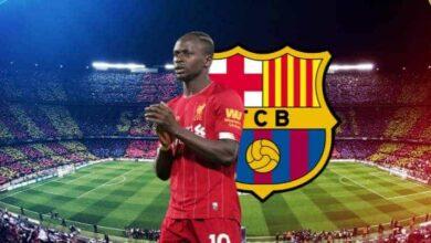 صورة برشلونة أمام ورطة للتوقيع مع ماني بسبب عقد كوتينيو