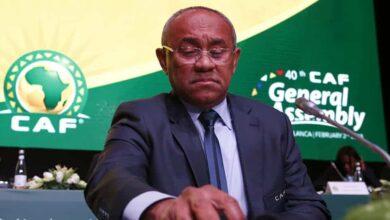 """أحمد أحمد - رئيس الاتحاد الافريقي لكرة القدم """"كاف"""" (صور:Google)"""