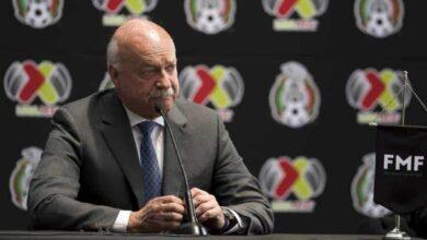 رئيس رابطة الدوري المكسيكي