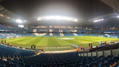 صورة رسميًا تأجيل مباراة آرسنال ضد مانشستر سيتى بسبب رئيس نادي أولمبياكوس