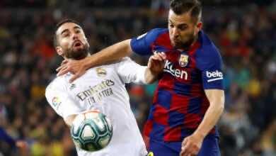 """صورة ريال مدريد تنتظره مواجهات """"أسهل"""" من برشلونة في جدول مباريات الدوري الإسباني"""