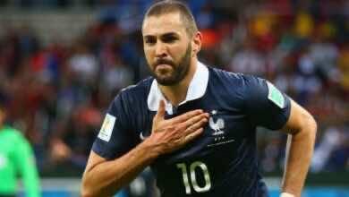 كريم بنزيمة نجم منتخب فرنسا (صور:Google)