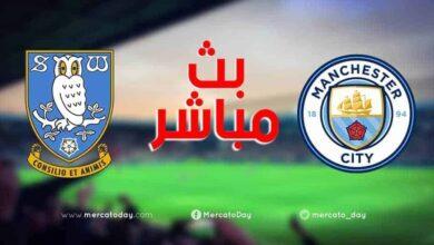 بث مباشر مباراة مانشستر سيتي وشيفيلد وينزداي (صور: Mercatoday)