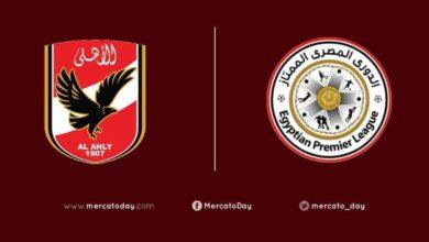صورة موعد مباراة الأهلي القادمة في الدوري المصري والقنوات الناقلة