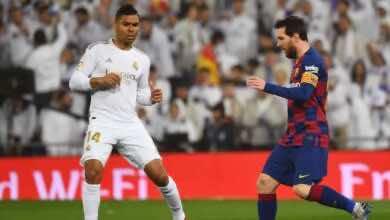 صورة بث مباشر | مشاهدة مباراة ريال مدريد وبرشلونة في كلاسيكو الدوري الإسباني