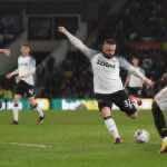واين روني في مباراة ديربي كاونتي ومانشستر يونايتد (صور: Getty)