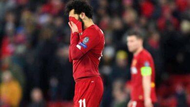 """صورة أتليتكو مدريد يُحرج ليفربول في """"الأنفيلد"""" ويُلقي به خارج دوري أبطال أوروبا"""