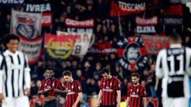 صورة فيروس كورونا يواصل تعطيل اللعبة ويؤجل قمة يوفنتوس وميلان في كأس إيطاليا