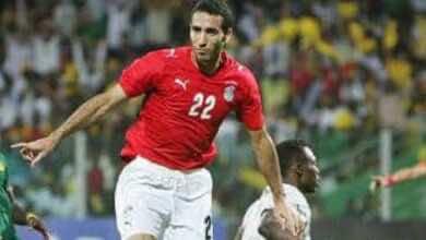 فيديو جميع أهداف محمد أبو تريكة مع منتخب مصر