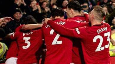 مانشستر يونايتد يعود ليؤكد قوته من دون بوجبا بفوز مستحق في ديربي مانشستر