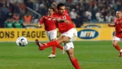 فيديو جميع أهداف محمد أبو تريكة مع النادي الأهلي