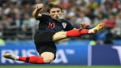 فيديو جميع أهداف لوكا مودريتش مع منتخب كرواتيا