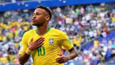 فيديو جميع أهداف نيمار مع منتخب البرازيل