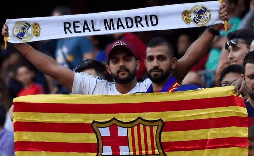 ريال مدريد برشلونة الكلاسيكو (صور: Getty)