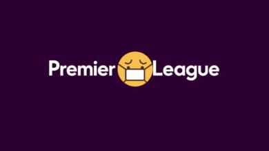 الدوري الانجليزي وكورونا (صور: EPL logo)