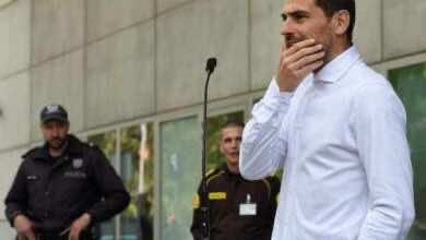 نجم كرة القدم الإسباني السابق إيكر كاسياس (صور:Getty)
