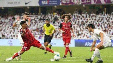 صورة كينو يقود الجزيرة لإسقاط العين في قمة الدوري الإماراتي