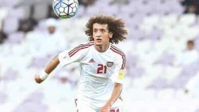 فيديو جميع أهداف عموري مع منتخب الإمارات