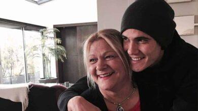 أخبار باريس سان جيرمان: والدة كافاني تكشف عن وجهته المُقبلة