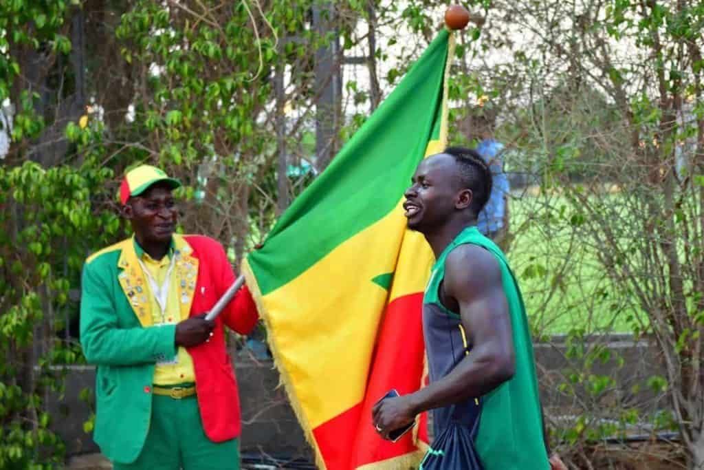 ساديو ماني مهاجم نادي ليفربول ومنتخب السنغال (صور: Getty)