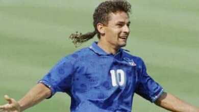 فيديو جميع أهداف روبرتو باجيو مع منتخب إيطاليا