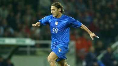 فيديو جميع أهداف فرانشيسكو توتي مع منتخب إيطاليا