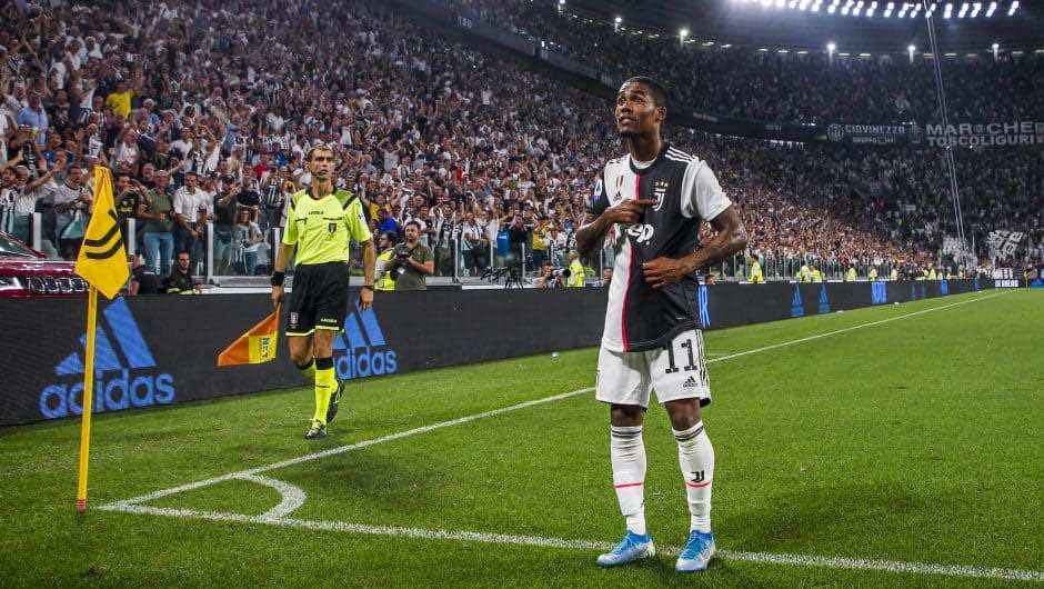 دوجلاس كوستا لاعب فريق يوفنتوس (صورة: Juventus)