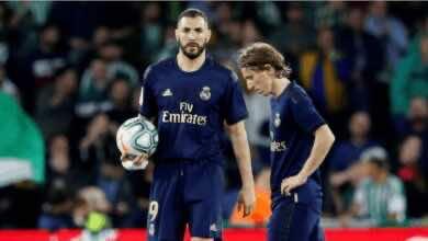 صورة رواتب لاعبي ريال مدريد بعد التخفيض بسبب كورونا