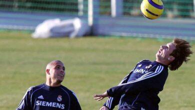 مهاجم ريال مدريد السابق يستفز كريستيانو رونالدو