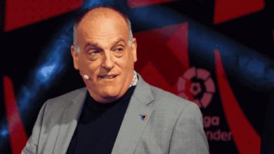 تيباس: الدوري الإسباني سيُستكمل، وبرشلونة لن يُعيد نيمار