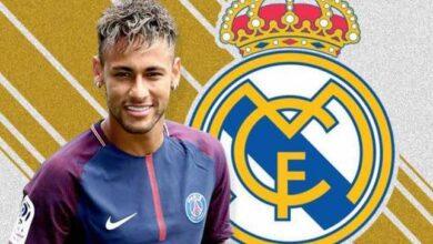وكيله السابق: فلورنتينو بيريز أخبرني أنه يحلم بضم نيمار إلى ريال مدريد