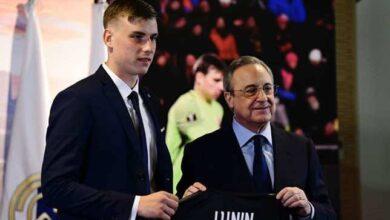 صورة ريال مدريد يُراهن على عودة آندري لونين