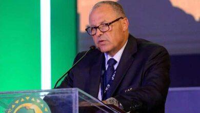أبو ريدة يعلن عدم ترشحه لرئاسة الاتحاد الأفريقي لكرة القدم