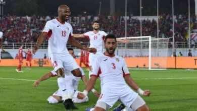 فيديو جميع أهداف موسي التعمري مع منتخب الأردن