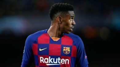 صورة فشل فيربو يدفع برشلونة نحو مفاوضة ظهير دورتموند
