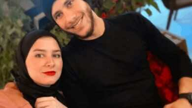 """رمضان صبحي وزوجته على تيك توك ، رمضان صبحي ينشر """"تيك توك"""" بين نجوم الكرة المصرية"""