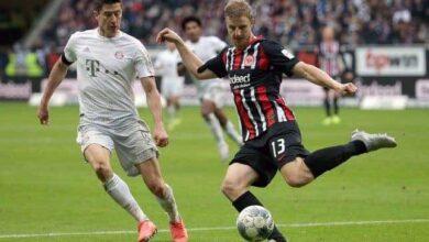 موعد مباراة بايرن ميونخ القادمة في الدوري الألماني والقنوات الناقلة