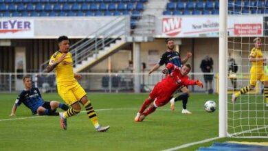صورة فيديو أهداف مباراة بوروسيا دورتموند وبادربورن في الدوري الألماني