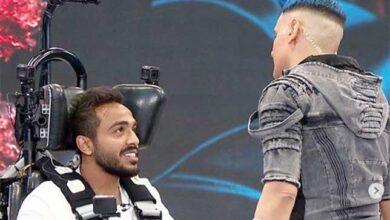محمود كهربا يُعلق على استضافته في رامز مجنون رسمي