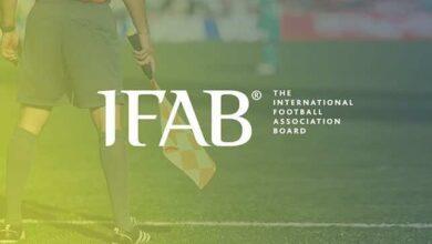 صورة عاجل | اتحاد تشريع قوانين كرة القدم يوافق على زيادة التبديلات