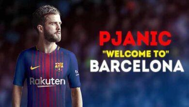 """انتقال بيانيتش إلى برشلونة سيكون بداية """"نظام"""" جديد لسوق الانتقالات"""